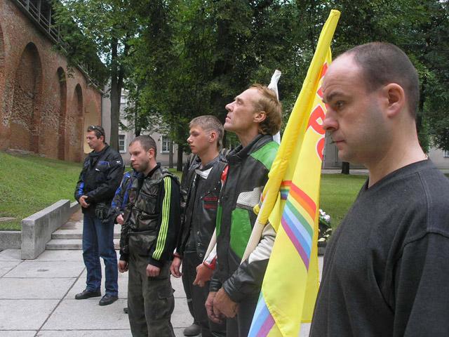 Мотопробег Памяти Павших Великой Отечественной Войны